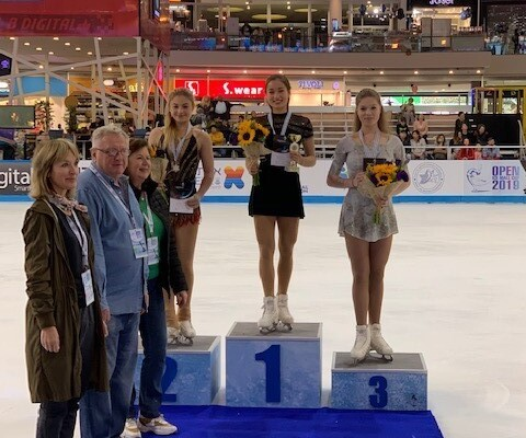 Open Ice Mall Cup 2019